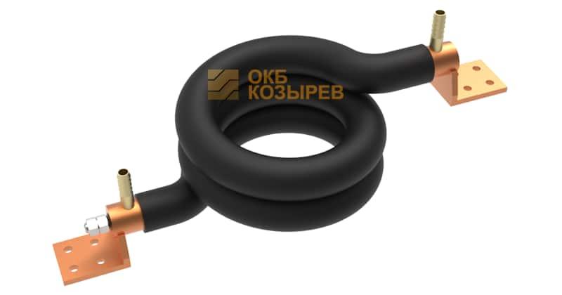 Водоохлаждаемый кабель ОКБ Козырев