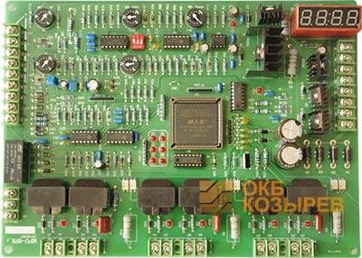 Контроллер MPF-2FK