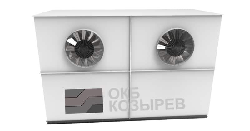 Станция охлаждения ОКБ Козырев