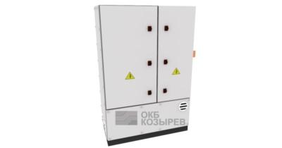 Тиристорный преобразователь частоты ТПЧ на контроллере MPU-2FK ОКБ Козырев