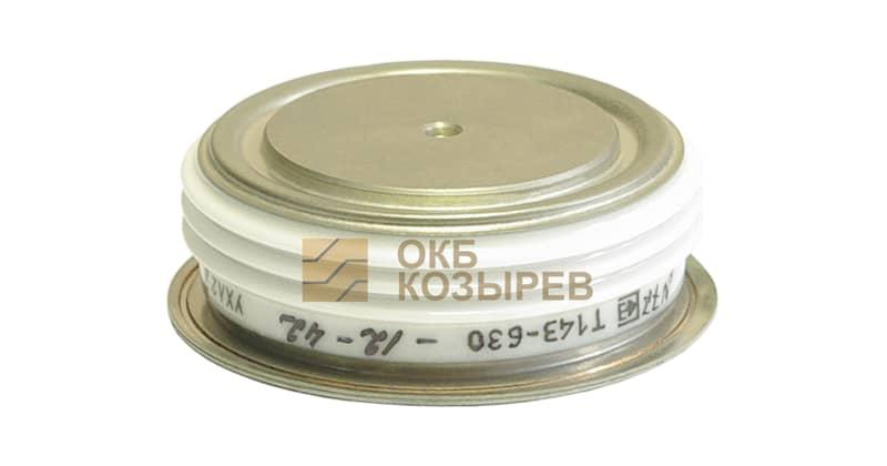 Тиристор быстродействующий ТБ143-630-12